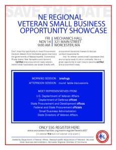 Small Biz Op Showcase - Save the Date